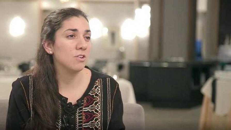 Cecila Bonino entrevista: Lucía Contatore - Mujeres emprendedoras - Videos   DelSol 99.5 FM