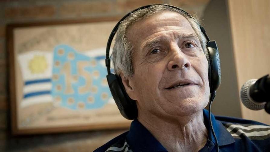 Tabárez enojado con Kesman - Audios - Locos x el Fútbol | DelSol 99.5 FM