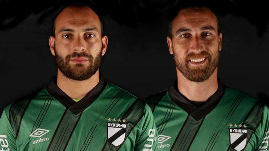 Jugadores Chumbo: Cristóforo y Etulain - Jugador chumbo - Locos x el Fútbol | DelSol 99.5 FM