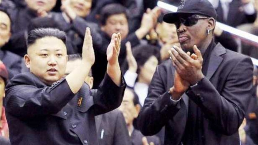 El mundo en manos de Rodman según Darwin - Columna de Darwin - No Toquen Nada | DelSol 99.5 FM