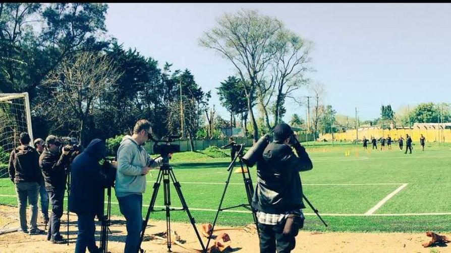 Así se prepara Peñarol para el clásico - Informes - Fútbol & Compañía | DelSol 99.5 FM
