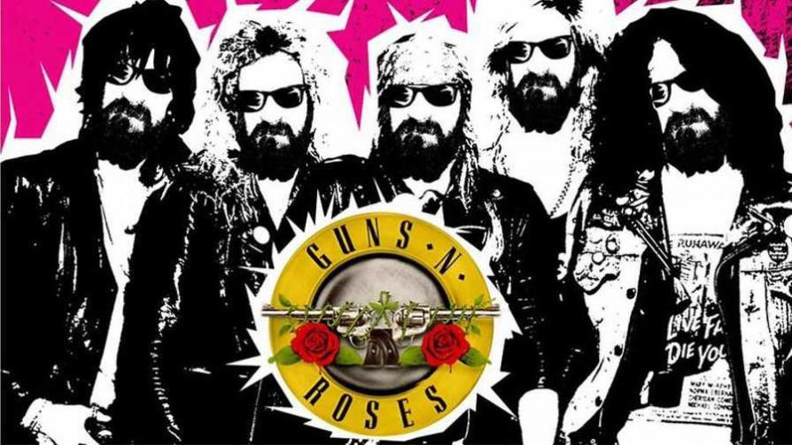 La génesis de los Guns N' Roses - El especialista - Cambio & Fuera   DelSol 99.5 FM