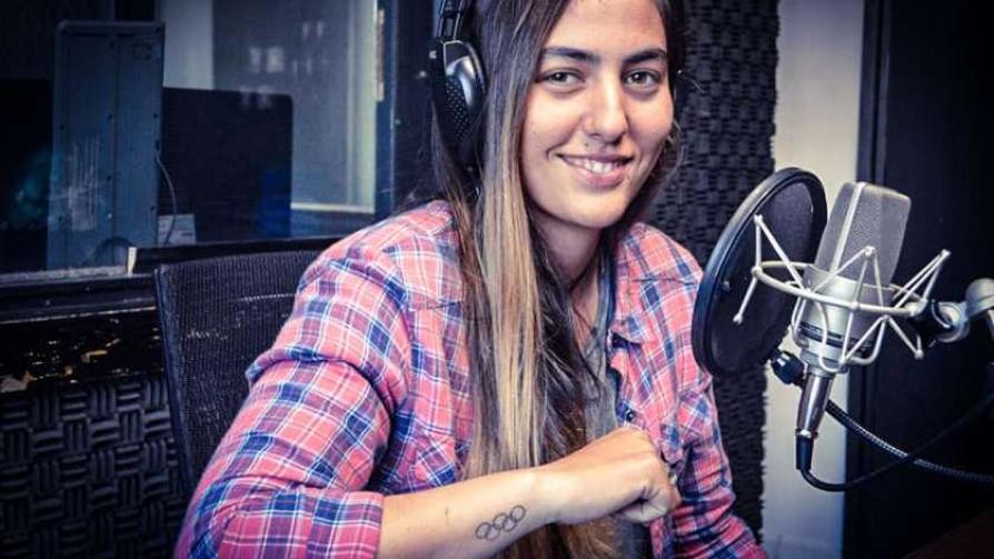 Lola Moreira confía en ganar una medalla en los próximos Juegos Olímpicos  - La Frase - Abran Cancha   DelSol 99.5 FM