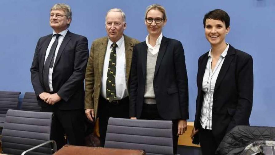 Ellos y nosotros, la lógica de la ultraderecha alemana - Colaboradores del Exterior - No Toquen Nada   DelSol 99.5 FM