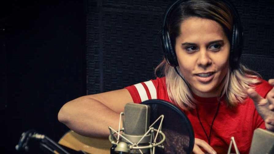 Lucía Tacchetti presenta Degradé Tour - Audios - Cambio & Fuera | DelSol 99.5 FM