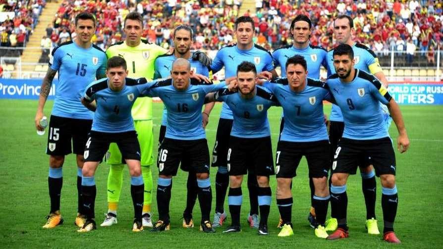 El 1x1 de Uruguay según Darwin - Darwin - Columna Deportiva - No Toquen Nada | DelSol 99.5 FM