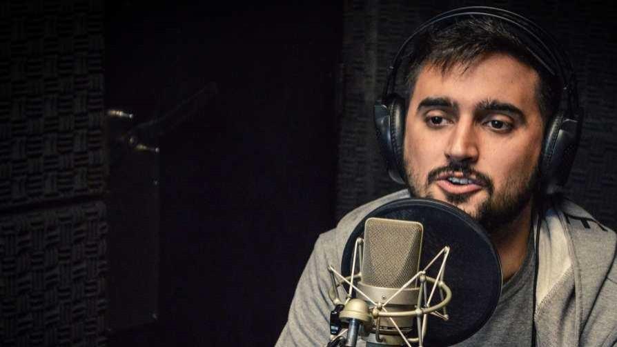 Gonzo Vizán, freestyle y comedia  - Audios - Cambio & Fuera | DelSol 99.5 FM