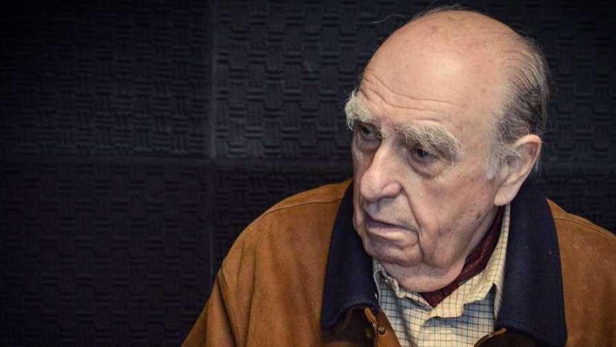 """Julio María Sanguinetti: """"Voy a ser un viejo que ayude a los jóvenes"""" - Charlemos de vos - Abran Cancha   DelSol 99.5 FM"""