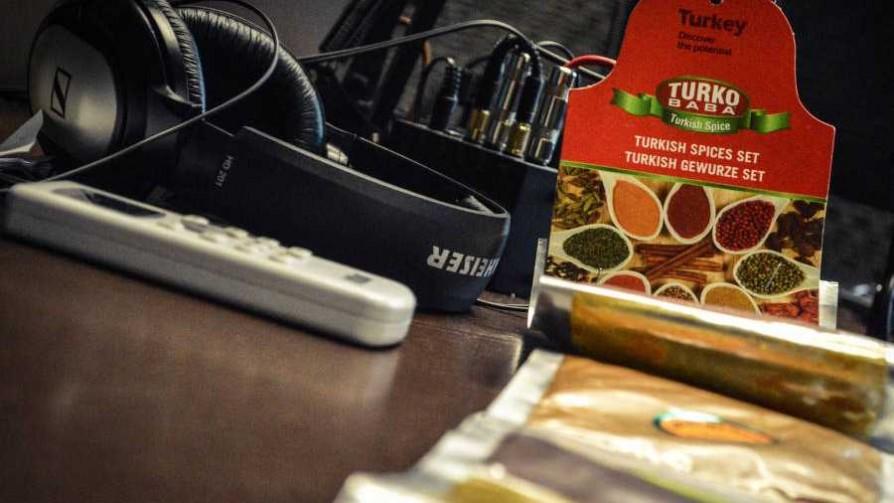 ¿Cuáles son las claves de la cocina turca?  - Dani Guasco - Cambio & Fuera | DelSol 99.5 FM
