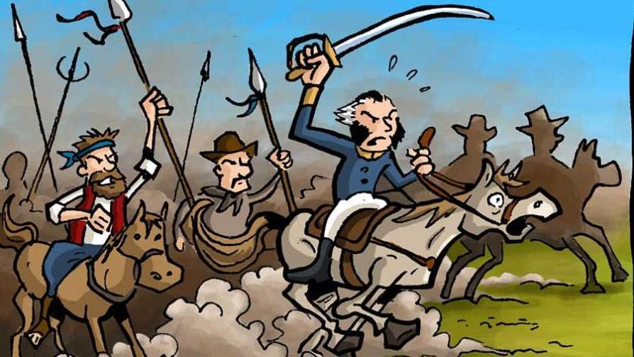 Cierre del ciclo de historia del Uruguay - Entrevistas - No Toquen Nada | DelSol 99.5 FM