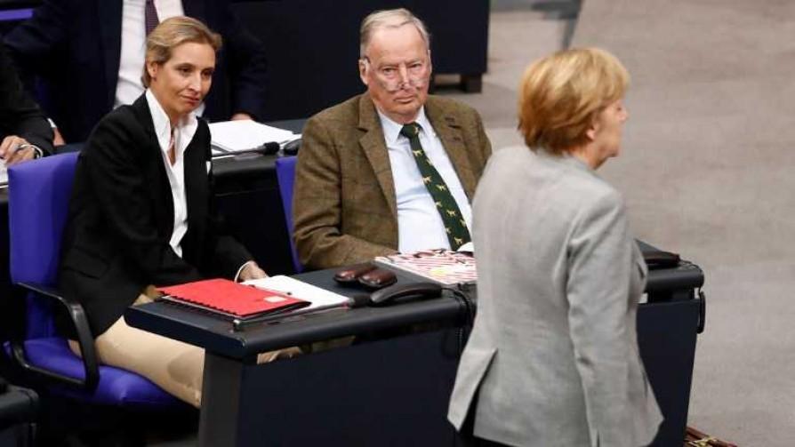 Un libro sobre la ultraderecha y su retorno a Alemania - Entrevistas - No Toquen Nada | DelSol 99.5 FM