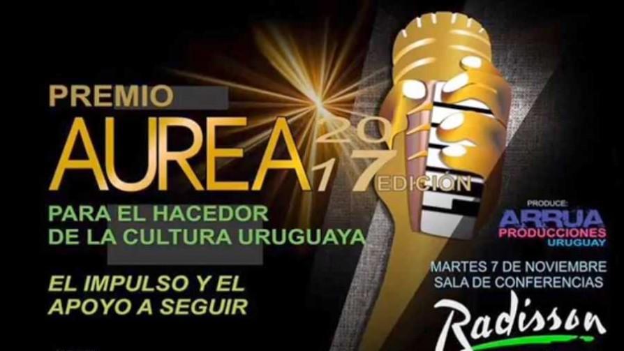 Tío Aldo palpita los Premios Aurea 2017  - Tio Aldo - La Mesa de los Galanes   DelSol 99.5 FM