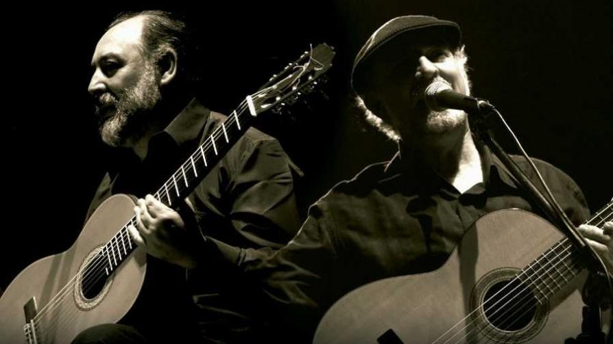 40 años de trayectoria de Larbanois & Carrero - Audios - Abran Cancha | DelSol 99.5 FM