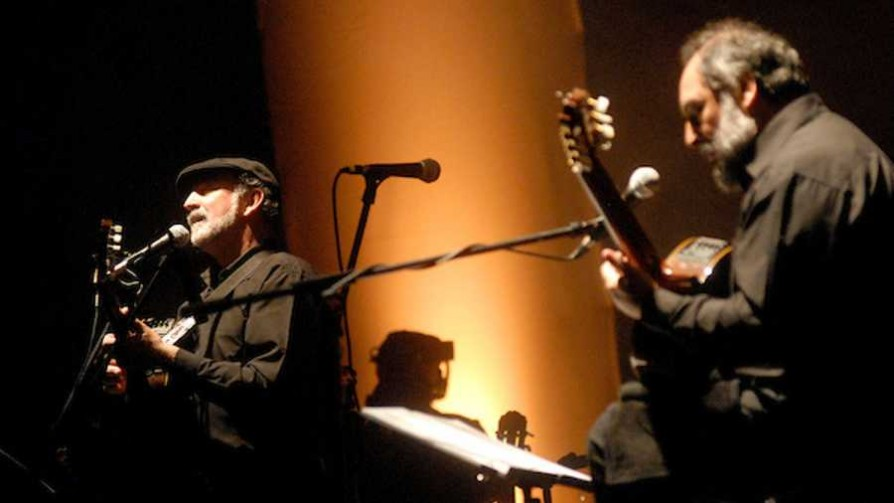 """Larbanois & Carrero: """"Surgimos con el movimiento del canto popular"""" - El Resumen - Abran Cancha   DelSol 99.5 FM"""