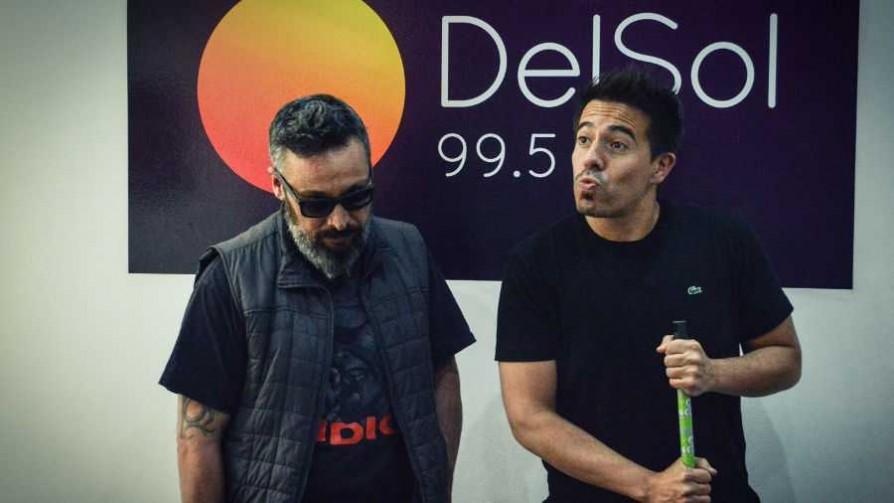 Tómate el palo, llegó el campeón - La batalla de los DJ - La Mesa de los Galanes   DelSol 99.5 FM