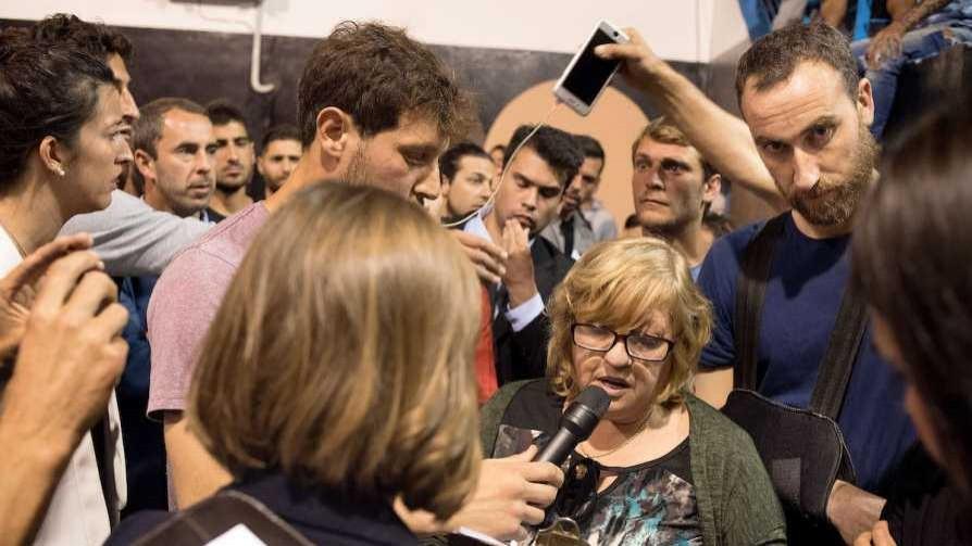 Etulain discutió con la escribana en Locos - Audios - Locos x el Fútbol | DelSol 99.5 FM
