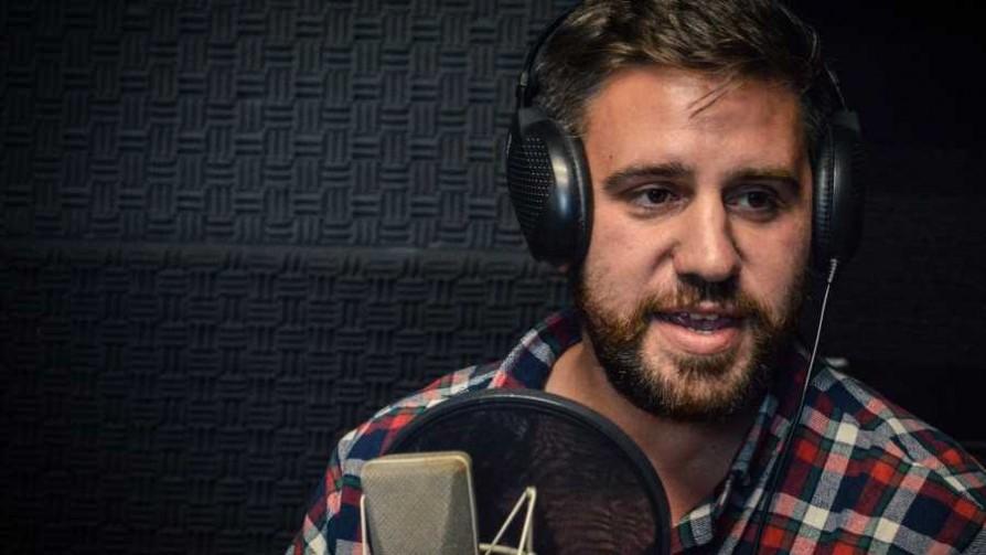 Pablo Oyhenart, el tipo que un día decidió vivir de la comedia y se lo tomó en serio - El especialista - Cambio & Fuera | DelSol 99.5 FM
