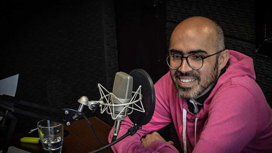 Dani Umpi habló de su nuevo disco - Audios - Quién te Dice   DelSol 99.5 FM