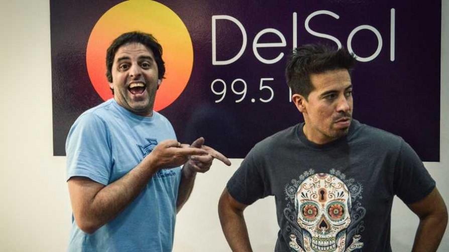 El regreso más esperado - La batalla de los DJ - La Mesa de los Galanes   DelSol 99.5 FM