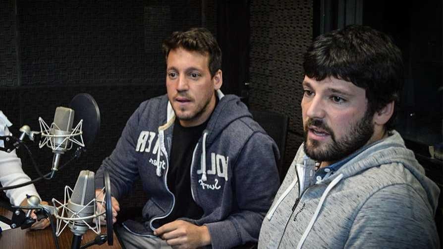 La vuelta de los hermanos Kronfeld pasó al papel - Historias Máximas - Quién te Dice   DelSol 99.5 FM