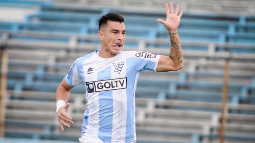 """Jugador Chumbo: Jorge """"Japo"""" Rodríguez - Jugador chumbo - Locos x el Fútbol   DelSol 99.5 FM"""
