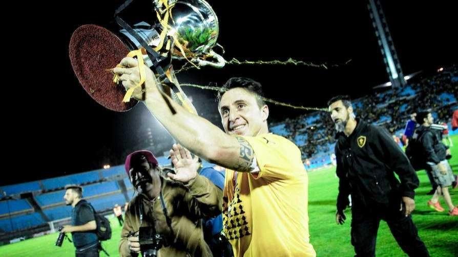 El Cebolla Rodríguez se consagró como macho alfa del fútbol uruguayo - Darwin - Columna Deportiva - No Toquen Nada   DelSol 99.5 FM