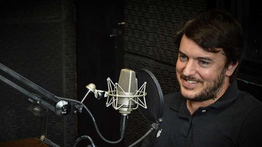 Daniel Baldi y sus hábitos de escritura - Audios - Quién te Dice | DelSol 99.5 FM