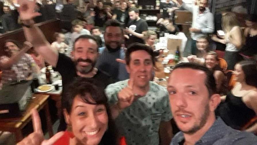 Locos por el Fútbol desde el Bar Luz - Audios - Locos x el Fútbol | DelSol 99.5 FM