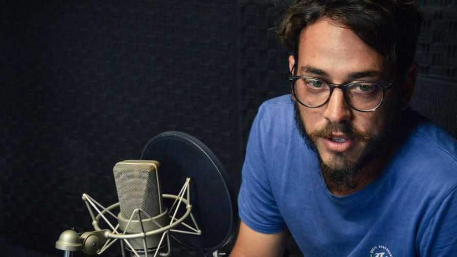 Pedro Alfonso  - Arriba los que escuchan - Cambio & Fuera | DelSol 99.5 FM