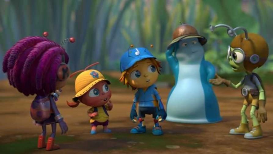 Beat Bugs, una serie para los niños y sus padres - Audios - Verano en DelSol   DelSol 99.5 FM