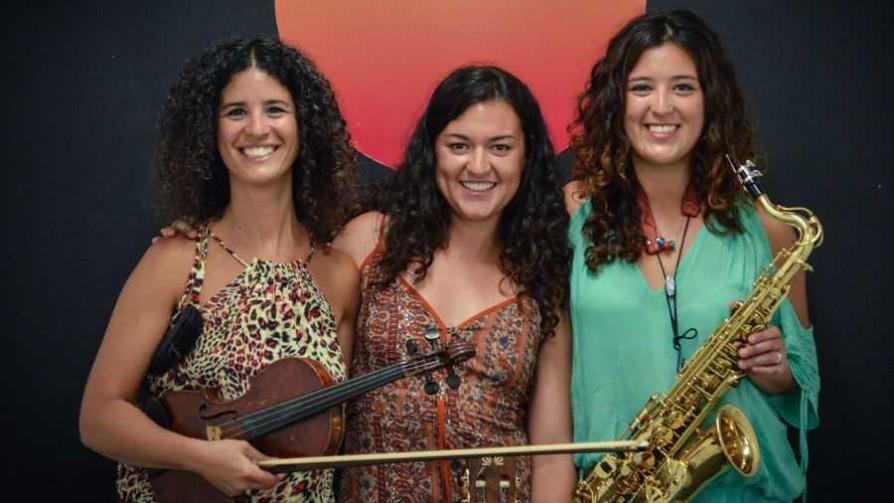 Jazz desde Salta con A la Pipetuá - Audios - Verano en DelSol | DelSol 99.5 FM