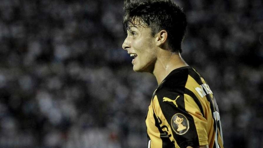 Jugador Chumbo: Agustín Canobbio - Jugador chumbo - Locos x el Fútbol   DelSol 99.5 FM