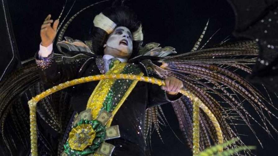 Crisis y críticas: lo que se escuchó en el Carnaval de Río - Denise Mota - No Toquen Nada | DelSol 99.5 FM