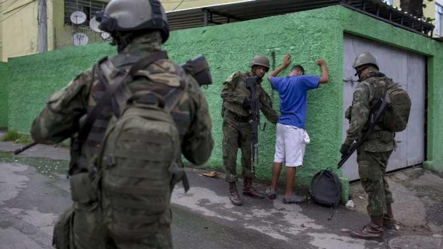 El primer fin de semana de intervención federal en Río - Denise Mota - No Toquen Nada | DelSol 99.5 FM