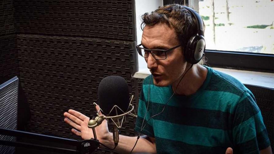 """Carlos Tanco: """"para mí la vida es un lugar incómodo"""" - Hoy nos dice ... - Quién te Dice   DelSol 99.5 FM"""