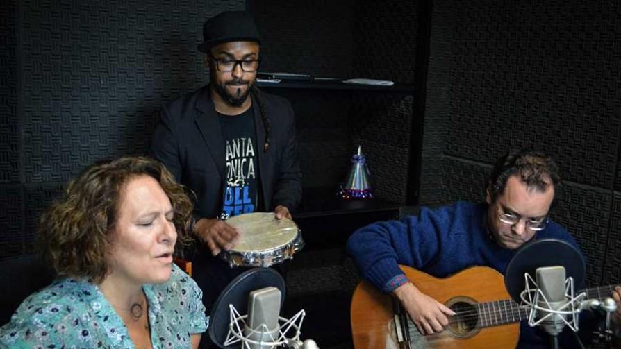 Abrasileradinhos: Brasil Meu Amor - Denise Mota - No Toquen Nada   DelSol 99.5 FM