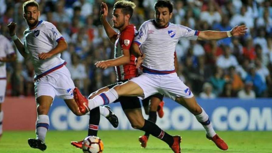 Nacional jugó el partido que quería Estudiantes - Diego Muñoz - No Toquen Nada   DelSol 99.5 FM