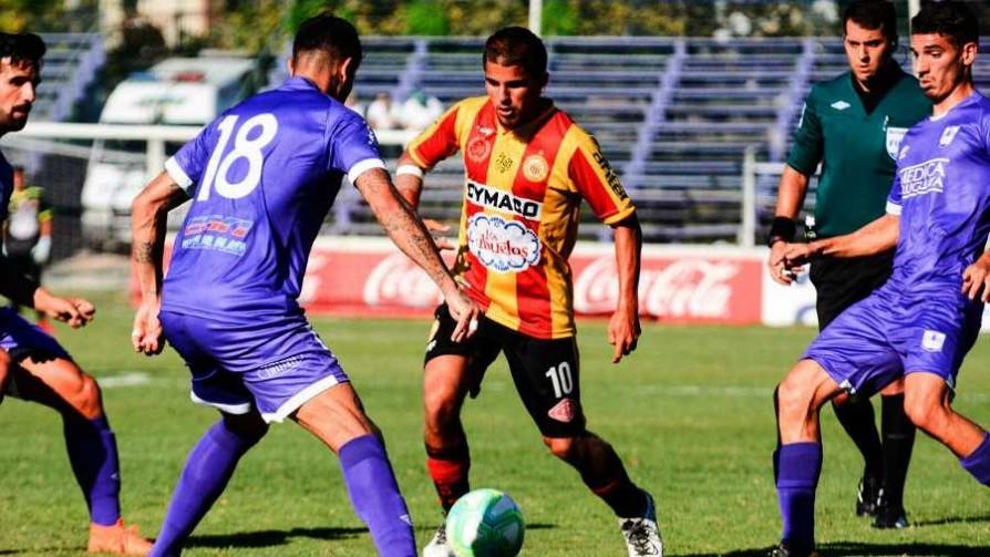 Defensor Sporting 1 - 1 Progreso - Replay - 13a0 | DelSol 99.5 FM