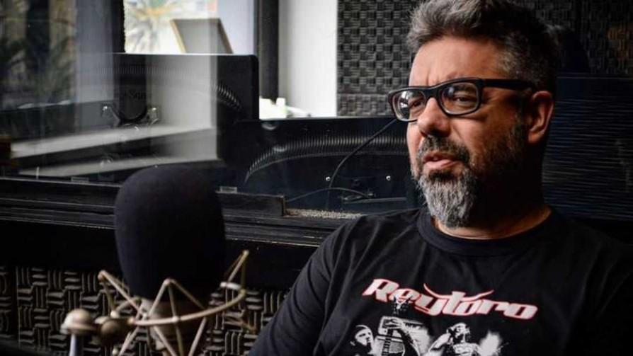 """Alejandro Spuntone: """"Para mí hacer música es una necesidad, es un combustible"""" - Charlemos de vos - Abran Cancha   DelSol 99.5 FM"""