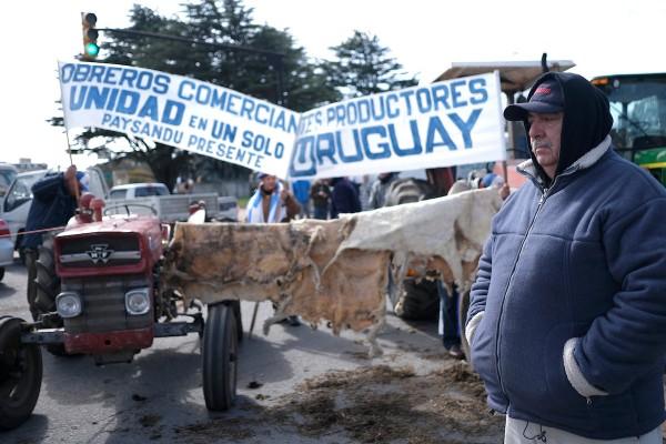 Movilización de Un Solo Uruguay || El movimiento
