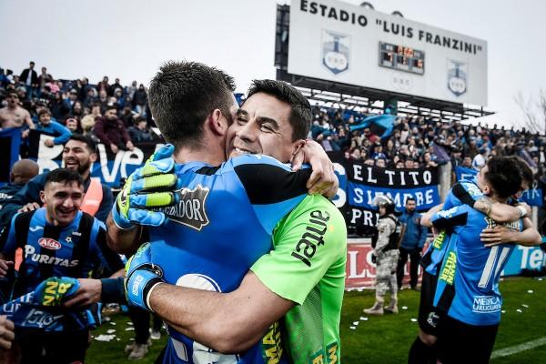 Liverpool gano a River PLate y se coronó campeon del Intermedio 2019 || Javier Calvelo/ adhocFOTOS