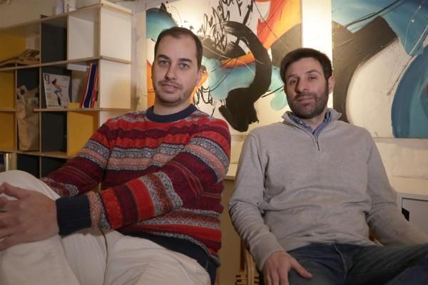 Ernesto Fasano y Pablo Jaime || EFE