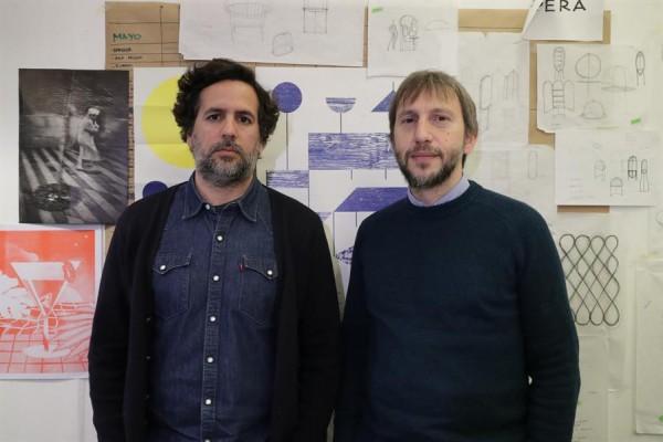 Agustín Menini y Carlo Nicola || EFE