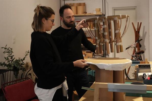 Rosina Secondi y Daniel Appel || EFE