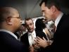 Reunión anual de empresas administradoras de hedge funds en un hotel de Seven Miles Beach || ©Federico Estol