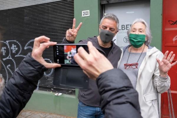 La votación de Álvaro Villar || Adhoc