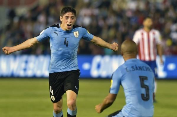 Paraguay 1-2 Uruguay || AFP