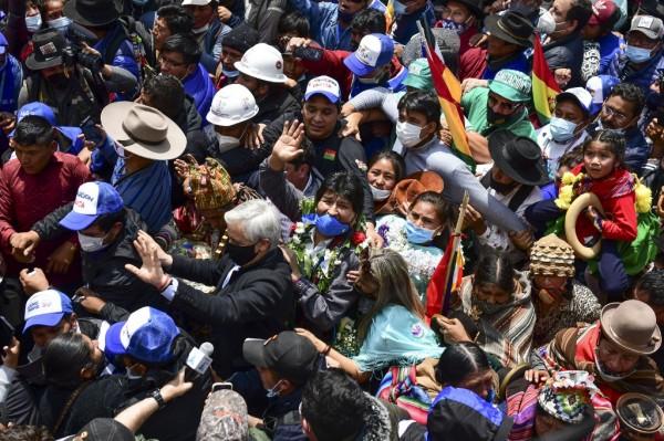 FERNANDO CARTAGENA / AFP