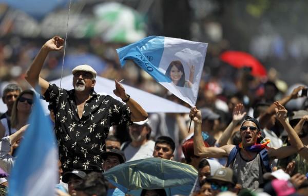Emiliano Lasalvia / AFP