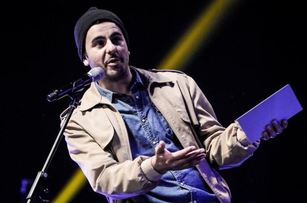 Nicolás Molina, el mejor solista masculino del año por El folk de la frontera || Adhoc ©Javier Calvelo